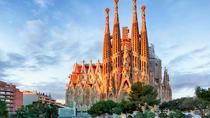 Private Walking Skip the Line Tour Sagrada Familia Facades with Inside Visit, Barcelona, Private...