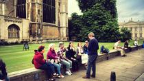 Combo ticket: Punting and Walking Tour in Cambridge, Cambridge
