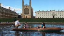 Private Cambridge Punting Tour, Cambridge, Day Cruises