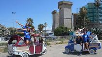 Gallipoli Tuk Tuk Sightseeing Tour with Visit to Porto Selvaggio Natural Park, Puglia
