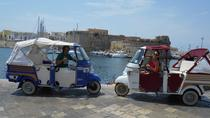 Gallipoli Tuk Tuk Sightseeing Tour with Visit to Punta della Suina Natural Park, Puglia, City Tours