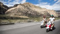 Roller-Touren durch den Red Rock Canyon, Las Vegas, Vespa, Scooter & Moped Tours