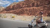 Scooter Tours av Red Rock Canyon, Las Vegas, Vespa, Scooter & Moped Tours