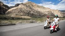Scooter Tours of Red Rock Canyon, Las Vegas, Vespa, Scooter & Moped Tours