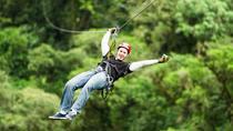 Advenutre Tour- Zip Line (Canopy), San Pedro La Laguna, Ziplines