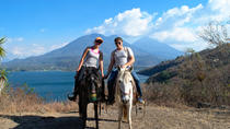 Horseback riding visiting two villages at Lake Atitlan:, San Pedro La Laguna, Horseback Riding