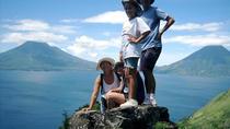 Lake Atitlan Hike, Panajachel, Hiking & Camping