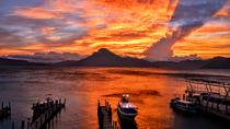 Real Mayan Culture- Visit three different villages around lake atitlan, San Pedro La Laguna, ...