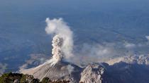 Santiaguito Volcano Hike, Quetzaltenango, Hiking & Camping