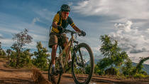 Sunset Mountain Biking Tour on Lake Atitlán, Panajachel