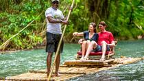 Authentique tour de rafting en bambou jamaïcain, Falmouth, White Water Rafting
