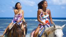 Braco Stables Horseback Ride and Swim Excursion from Runaway Bay, Runaway Bay, Horseback Riding
