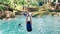 Irie Blue Hole Adventure Tour from Falmouth, Falmouth, 4WD, ATV & Off-Road Tours