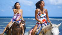 Irie Blue Hole and Horseback Riding Adventure Tour from Runaway Bay, Runaway Bay, 4WD, ATV &...