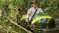 Jamaica Bobsled & Dunn's River Falls Adventure Tour from Runaway Bay, Runaway Bay, 4WD, ATV & ...