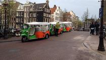 Amsterdam City Tour by Tuk-Tuk with Cheese Tasting, Amsterdam, Hop-on Hop-off Tours