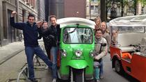 Tuk Tuk City Tour with Skip the Line Rijksmuseum in Amsterdam , Amsterdam, City Tours
