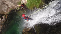 Canyoning for Beginners from Porto, Porto, Adrenaline & Extreme