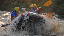 White Water Rafting and Cliff Jumping in the Scottish Highlands, The Scottish Highlands, White ...