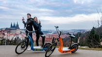 Grand City Tour of Prague on Electric Scooters, Prague, Bike & Mountain Bike Tours