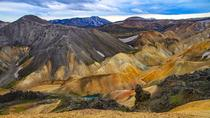 Landmannalaugar and Hekla Volcano Private  Guided Day Tour from Reykjavik, Reykjavik