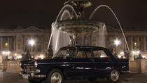 Paris Left Bank Tour by 1963 Peugeot 404, Paris, null