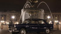 Paris, linke Uferseiten-Tour im 1963 Peugeot 404, Paris, Custom Private Tours