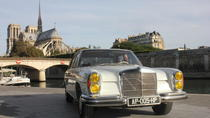 Paris Off-the-Beat-Track Tour av Mercedes 280SE, Paris, Privata rundturer