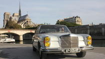 Paris Off-the-Beaten-Track Mercedes 280SE Tour, Paris, Private Sightseeing Tours
