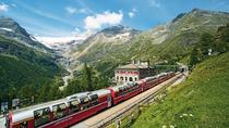 3-Day Bernina Express Independent Tour from Lugano, Lugano, Multi-day Tours