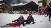 Crans-Montana Beginner Ski Experience , Swiss Alps, Ski & Snow