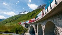 Premium 3-Day Glacier Express Tour from Lugano, Lugano, Multi-day Rail Tours
