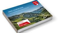 Swiss Coupon Pass: 2-for-1 Discounts on Restaurants and Attractions in Switzerland, Zürich