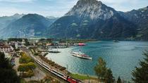 Swiss Travel Pass 8 Days, Zurich, Hop-on Hop-off Tours