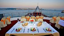 Bosphorus Dinner Cruise From Istanbul Europe Side, Istanbul, Dinner Cruises