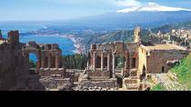 Catania Shore Excursion: Catania to Taormina and Castelmola, Catania, Half-day Tours
