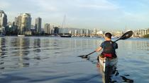 Granville Island Kayak Tour, Vancouver, Private Sightseeing Tours