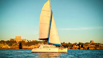 5-Hour Private 44' Lagoon Catamaran Snorkel Tour with Open Bar, Playa del Carmen, Catamaran Cruises