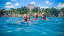 8-Hour Private Yacht tour to Tulum Sea, Playa del Carmen, Day Cruises