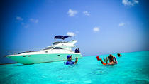 8-hour yacht Tour to EL Cielo Cozumel, Playa del Carmen, Day Cruises