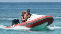 Falmouth Surf n' Turf Mini Speedboat Adventure, Montego Bay, 4WD, ATV & Off-Road Tours