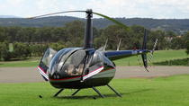 3-Hour Hunter Valley Scenic Helicopter Tour Including 3-Course Lunch from Cessnock, Hunter Valley,...