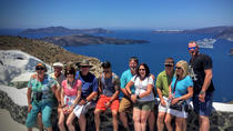 Santorini 5-Hour Island Tour with Wine Tasting, Santorini, Private Sightseeing Tours