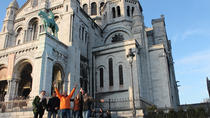 Wandeling in Parijs door de wijk Montmartre, Paris, Walking Tours