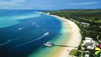 Moreton Island and Tangalooma Day Cruise from the Gold Coast with Optional Dolphin Adventure, Gold ...