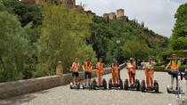 Granada Segway Tour to Albaicin and Sacromonte, Granada, Food Tours