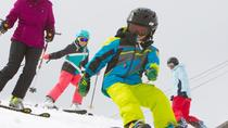 Junior Snowboard Rental Package for Snowbasin and Powder Mountain, Salt Lake City, Ski & Snowboard...