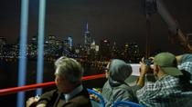 New York bei Nacht-Tour im offenen Bus, New York City, Night Tours