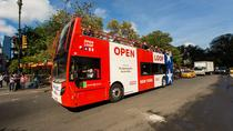 OPEN LOOP New York alle routes hop-on hop-off toeristische bustour, New York City, Hop-on Hop-off ...