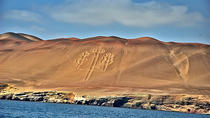 Ballestas Islands and Paracas Reserve from San Martin Port, Paracas